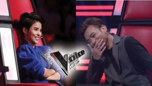 The Voice Kids 2017: Ơ kìa, bằng tuổi sao Vũ Cát Tường lại nỡ gọi Soobin Hoàng Sơn bằng 'anh'?