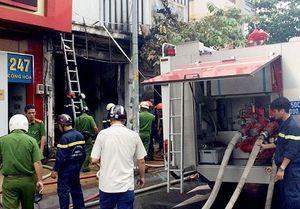 Ba người thương vong trong vụ hoả hoạn lớn ở Sài Gòn