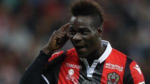 Highlights Balotelli lập công giúp Nice cầm hòa Angers