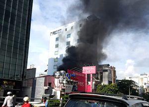 Một người chết, 2 người bị thương sau vụ hỏa hoạn ở Sài Gòn