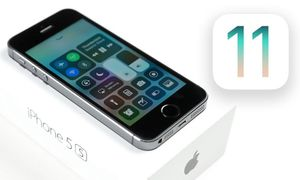 iOS 11 làm iPhone 5S chạy chậm hơn