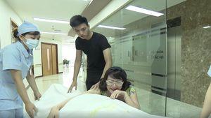 'Ghét thì yêu thôi' tập 7: Vân Dung khóc nức nở vì lầm tưởng Chí Trung chết
