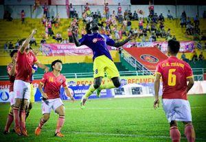 Hà Nội FC 2-2 Sài Gòn FC (Vòng 19 V-League 2017)