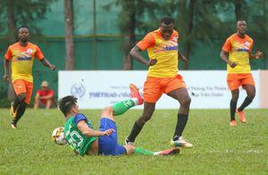 Bóng đá phủi: Nơi tìm kiếm giấc mơ lớn của các cầu thủ châu Phi