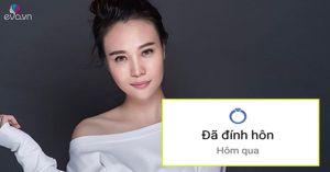 """Đàm Thu Trang lo lắng sẽ bị dị nghị trước ngày cùng Cường Đô la tuyên bố """"đã đính hôn"""""""