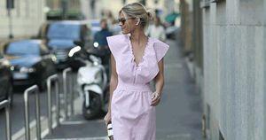 Street style thanh lịch, đơn giản 'phủ sóng' Milan Fashion Week