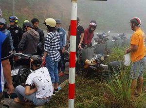 Xe máy tông vào taluy, nam sinh viên tử vong trên núi Sơn Trà