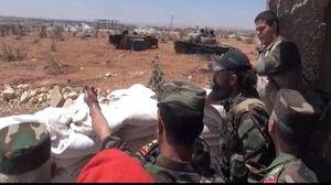 Quân đội Syria đè bẹp IS chiếm địa bàn chiến lược ở đông Hama (video)
