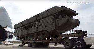 Nga cung cấp cho Syria phà tự hành để tiến công nhanh ở bờ đông Euphrates