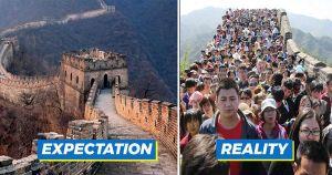 Vỡ mộng khi thực tế khác xa những bức ảnh du lịch đẹp long lanh
