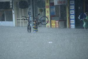 Tin áp thấp nhiệt đới gần bờ: Cảnh báo mưa lớn ở các tỉnh phía Đông Bắc Bộ và Bắc Trung Bộ