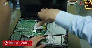 Hướng dẫn tháo lắp, bảo dưỡng, vệ sinh Laptop Asus