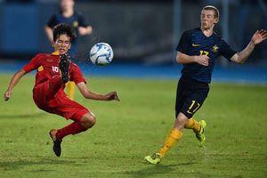 U16 Việt Nam đã nghiên cứu kỹ U16 Australia