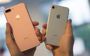 iPhone 8 về nước, iPhone 7 giảm giá 1-1,5 triệu đồng