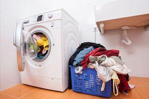 Những thói quen gây hại máy giặt