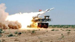 Buk-M2 đánh chặn tên lửa hơn 1 tấn của Israel