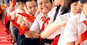 Ngày khai giảng đáng nhớ tại ngôi trường đặc biệt nhất Hà Nội