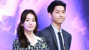 Vừa trở về từ Mỹ, Song Joong Ki và Song Hye Kyo lại cùng nhau đi Pháp?