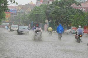 Dự báo thời tiết hôm nay (25/9): Áp thấp nhiệt đới gây mưa lớn diện rộng