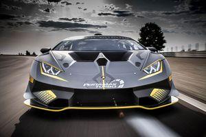 Lamborghini Huracan Super Trofeo EVO: khi 'bò chiến' ra quân