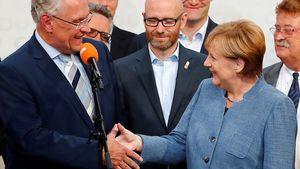 Bà Angela Merkel đắc cử nhiệm kỳ thứ 4