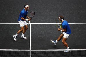 THÚ VỊ: Federer và Nadal vô đối khi đứng cặp cùng nhau