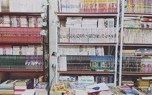 Chàng trai 24 tuổi sở hữu 1.900 cuốn sách và truyện tranh