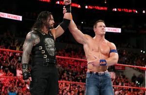 Huyền thoại WWE John Cena giải nghệ sau trận thua