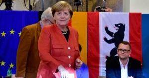 'Sóng ngầm' hậu bầu cử Quốc hội Đức