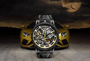 Đồng hồ Roger Dubuis Lamborghini Aventador S giá hơn 4 tỉ đồng