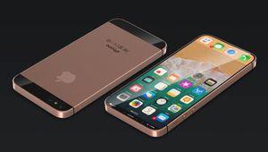 Chiêm ngưỡng ảnh concept iPhone SE màn hình không viền tuyệt đẹp