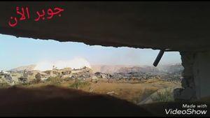 Chiến sự Syria: Quân Assad đồng loat tấn công phiến quân ven Damascus