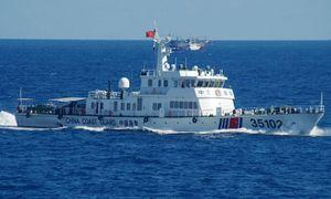 Nhật tố tàu Trung Quốc tiến vào quần đảo tranh chấp