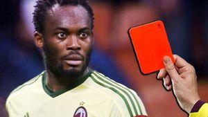 Những pha rút thẻ đỏ hài hước nhất lịch sử bóng đá
