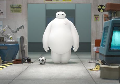 Big Hero 6 - Phim hoat hinh cho moi lua tuoi - Anh 2