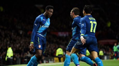 Ghi ban vao luoi Man United, Danny Welbeck bi doa giet - Anh 1