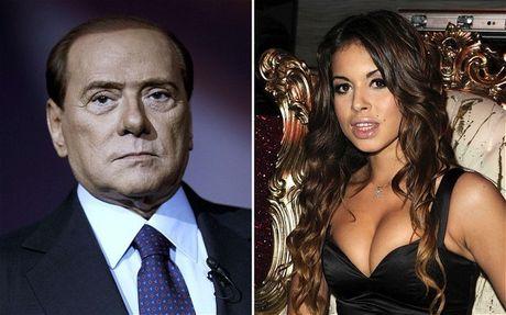 Cuu Thu tuong Berlusconi trang an be boi tinh duc gai mai dam - Anh 1