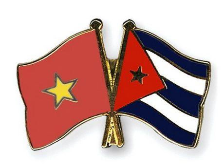 Viet Nam va Cuba tang cuong hop tac trong linh vuc tu phap - Anh 1