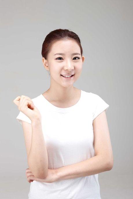 Thieu nu Han Quoc xinh dep hon nho can chinh mat lech - Anh 9