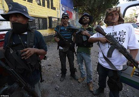 Cuoc song ac mong trong long bang dang ma tuy Mexico - Anh 3