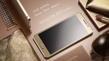 Ly do Samsung Galaxy Alpha hut khach hon Samsung Note 4. - Anh 1