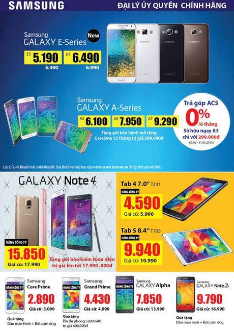 Ly do Samsung Galaxy Alpha hut khach hon Samsung Note 4. - Anh 5