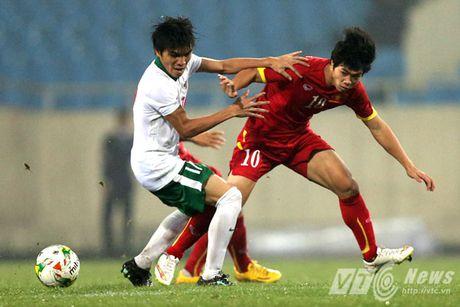 U23 Viet Nam nhat nhoa trong moi nghi ngo Cong Phuong bi co lap - Anh 1