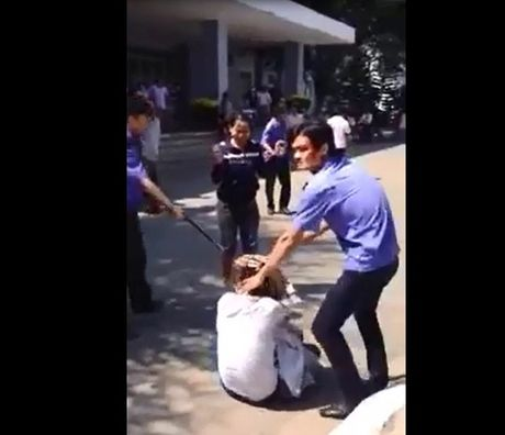 Bo Y te yeu cau lam ro vu bao ve BV Quang Ngai danh nguoi - Anh 1