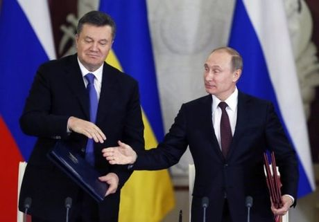 Putin tiet lo tung ha lenh cho dac nhiem cuu cuu Tong thong Ukraine - Anh 1