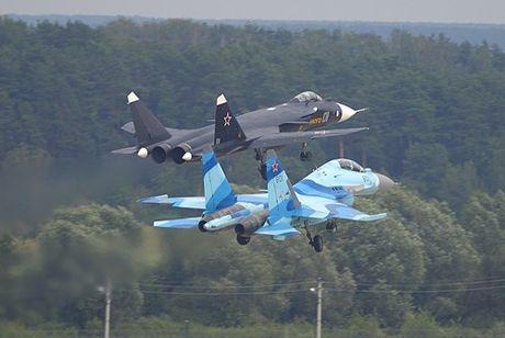 Nga - An Do hop tac nang cap Su-35 thanh chien dau co Su-35S? - Anh 2