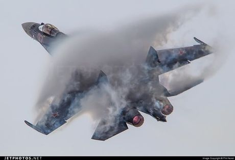 Nga - An Do hop tac nang cap Su-35 thanh chien dau co Su-35S? - Anh 4