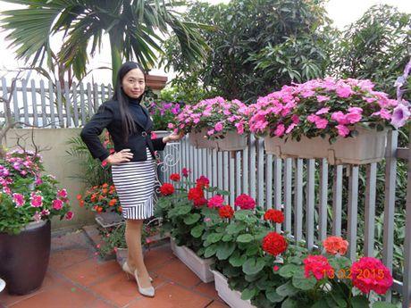 Tinh yeu 'an hoa, ngu cung hoa' cua co giao Quang Ninh - Anh 1