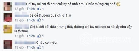 Maya lan dau khoe anh con gai quoc tich My moi sinh - Anh 4