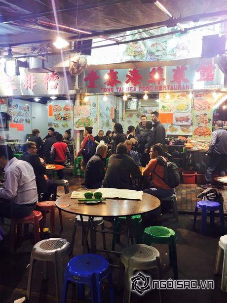 Vo chong Le Quyen vui ve di 'du hi' Hong Kong - Anh 5